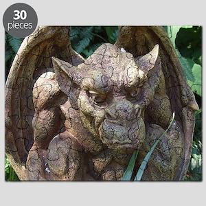 Photo of Gargoyle Statue Puzzle