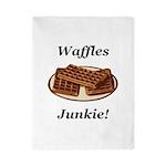 Waffles Junkie Twin Duvet