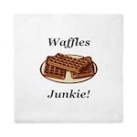 Waffles Junkie Queen Duvet