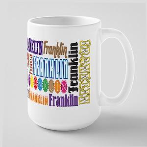 Franklin 15 Oz Ceramic Large Mug Mugs