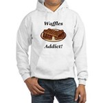 Waffles Addict Hooded Sweatshirt