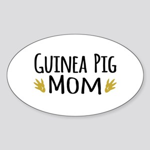 Guinea pig Mom Sticker