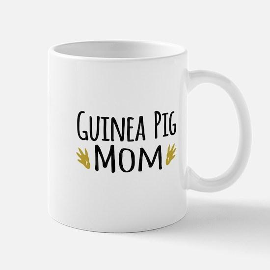 Guinea pig Mom Mugs