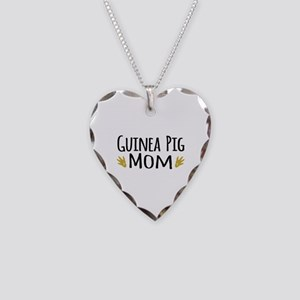 Guinea pig Mom Necklace