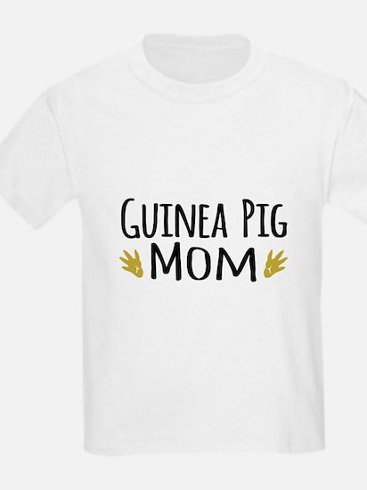 Guinea pig Mom T-Shirt