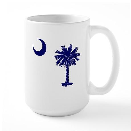 South Carolina Large Mug