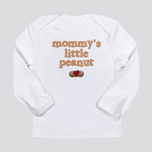 mommyslittlepeanut copy Long Sleeve T-Shirt