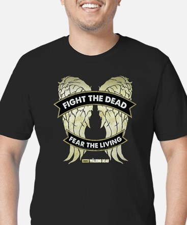 Daryl Dixon Wings T