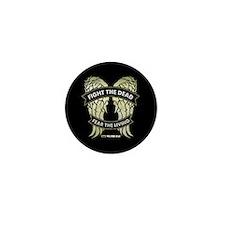 Daryl Dixon Wings Mini Button