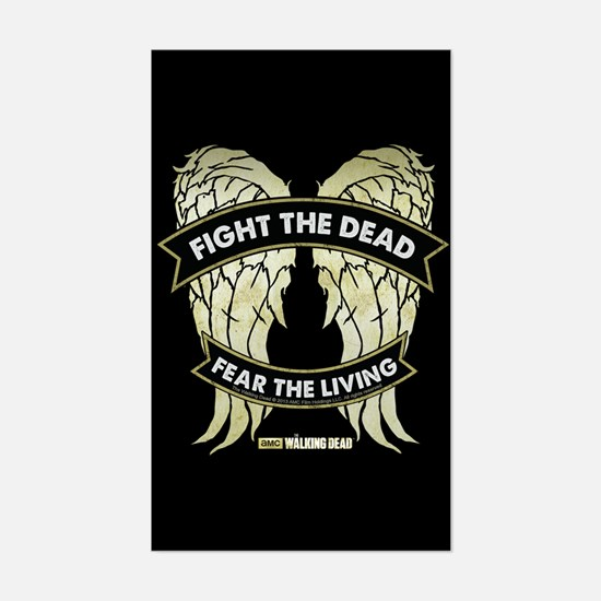 Daryl Dixon Wings Decal
