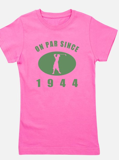 1944 Birthday Golf Girl's Tee