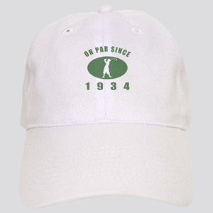 1934 Birthday Golf Cap