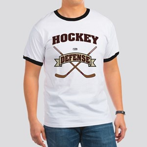 Hockey Defense Ringer T