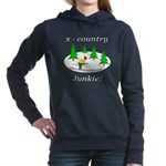 X Country Junkie Hooded Sweatshirt