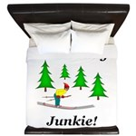 X Country Junkie King Duvet