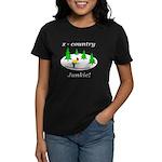 X Country Junkie Women's Dark T-Shirt
