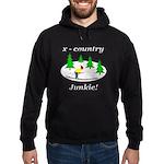 X Country Junkie Hoodie (dark)