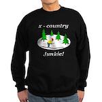 X Country Junkie Sweatshirt (dark)