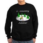 X Country Junkie Sweatshirt (dark)