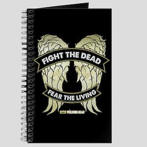 Daryl Dixon Wings Journal