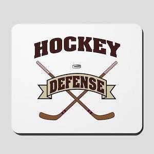 Hockey Defense Mousepad