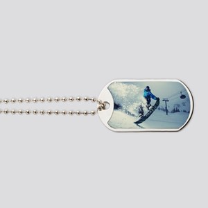 Snowboard extreme Dog Tags