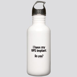 My GPS... Stainless Water Bottle 1.0L