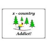 X Country Addict Banner