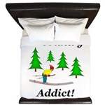 X Country Addict King Duvet