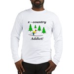X Country Addict Long Sleeve T-Shirt