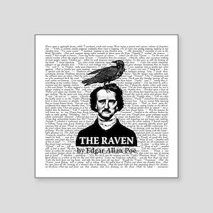 The Raven by Edgar Allan Poe Sticker