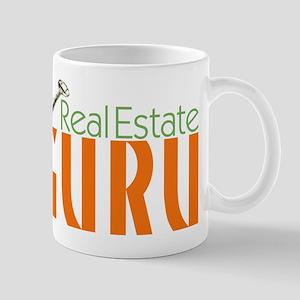 RealEstateGuru Mugs