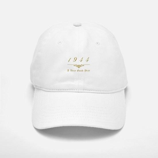 1944 Milestone Year Baseball Baseball Cap