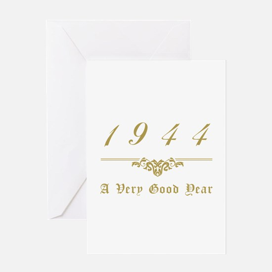 1944 Milestone Year Greeting Card