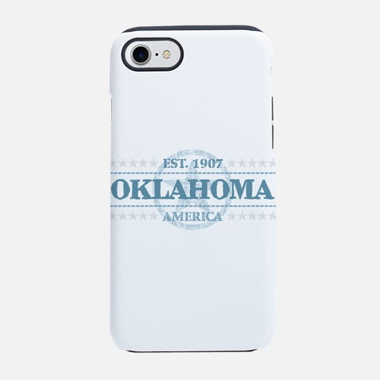 Oklahoma iPhone 7 Tough Case