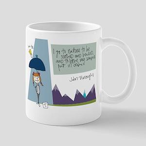 Go to Nature Mugs