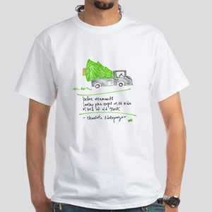 Christmas Tree Haiku T-Shirt
