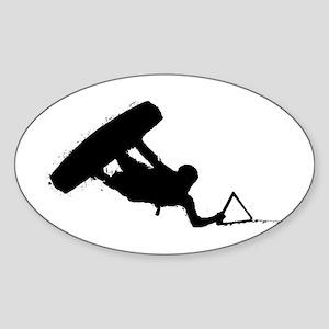 Wakeboarder Sticker