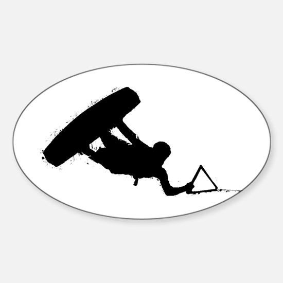 Wakeboarder Decal