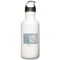 Small Steps Water Bottle