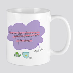Dont Give Up Mugs