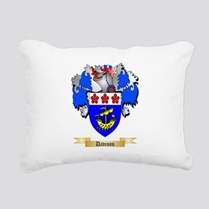 Davison Rectangular Canvas Pillow