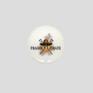 Prairie Cowboy Pirate Mini Button