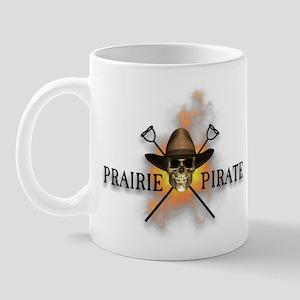 Prairie Cowboy Pirate Mug