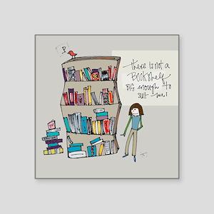 The Book Lover Sticker