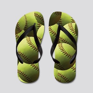 Softball Wallpaper Flip Flops