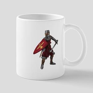 THE BATTLE Mugs