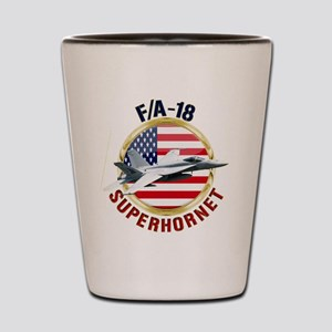 F/A-18 Hornet Shot Glass