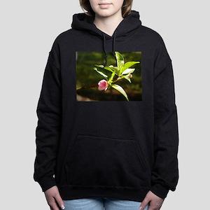 Florida Peach Blossom Hooded Sweatshirt