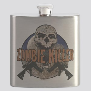 Tactical zombie killer Flask